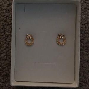 Holiday stud earrings